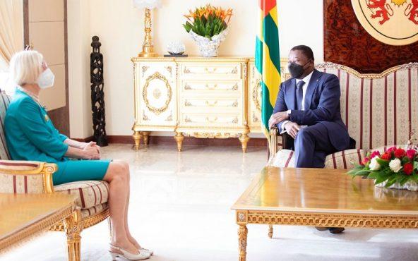 IMG 20210426 WA0042 592x370 - Diplomatie : Esra Demir, nouvel ambassadeur de Turquie au Togo