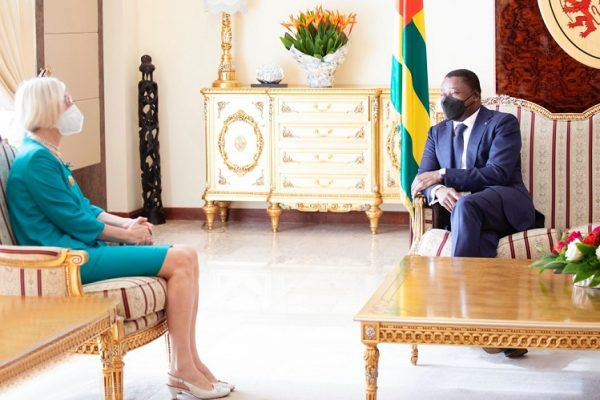 IMG 20210426 WA0042 600x400 - Diplomatie : Esra Demir, nouvel ambassadeur de Turquie au Togo