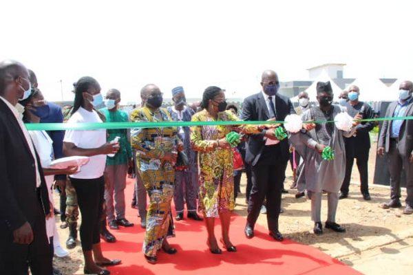 IMG 20210520 WA0092 600x400 - Unité de transformation de maniocà Atakpamé: un coup de plus pour le PAEIJ-SP