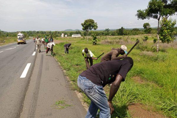IMG 20210521 WA0023 600x400 - Togo/ Cantonnage: reprise des activités dans la région Centrale