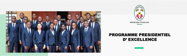 Programme excellence presidentielle 600x180 - Programme présidentiel d'excellence: pour une bonne implémentation de la feuille de route gouvernementale