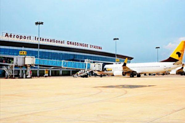 Aeroport Lome 600x400 - Covid-19: Togo, une destination sûre pour les voyageurs, selon les USA