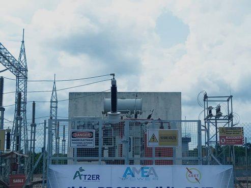 Cenrrale solaire de Blitta 493x370 - Togo: Faure Gnassingbé à Blitta pour l'inauguration d'une centrale solaire photovoltaïque