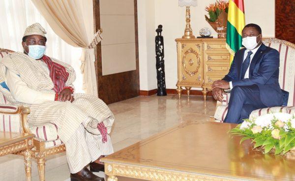 Ambassadeur Nigeria Togo 600x370 - Le Nigéria envoie un nouvel ambassadeur au Togo