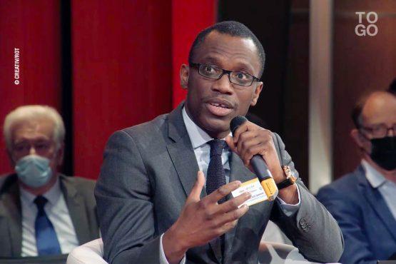 Shegun Bakari 555x370 - Forum CIAN2021: le Togo a présenté sa vision orientée vers la transformation agro-industrielle
