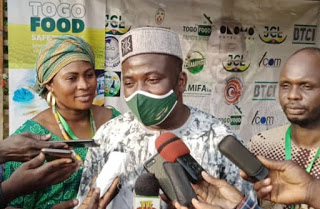 Tako JCL - Consommation locale: «Togo Food Safety Week», c'est du 19 au 21 août 2021