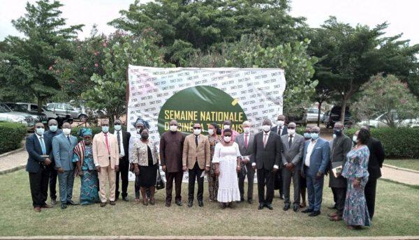 Semaine cinema togolais 2021 600x344 - Togo: la 5ème édition de la semaine nationale du cinéma bat son plein
