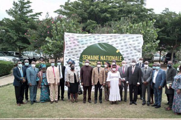 Semaine cinema togolais 2021 600x400 - Togo: la 5ème édition de la semaine nationale du cinéma bat son plein