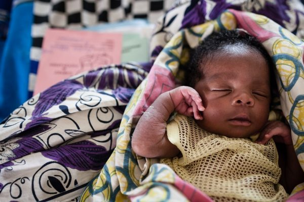 Wezou nouveau ne 600x400 - Togo/Santé néonatale et maternelle: après Muskoka, voici Wezou!