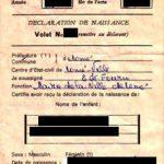 Acte de naissance 150x150 - Togo: vers l'application de la gratuité de l'acte de naissance