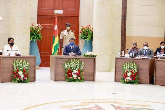 Conseil ministres du 22 sept. 2021 555x370 - Communiqué du Conseil des Ministres du mercredi 22 septembre 2021