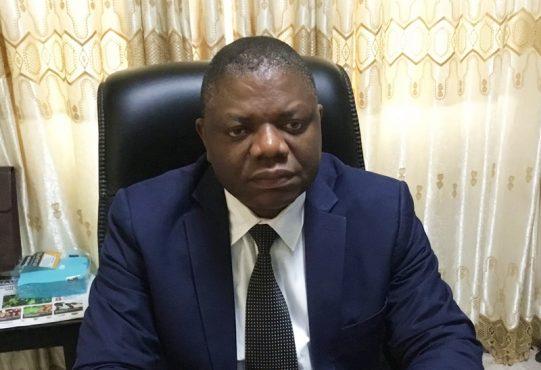 Kossi Gbenyo Lamadokou ministre de la culuture et du tourisme 541x370 - Culture/ FAC 2021: 300 millions FCFA pour 512 projets sélectionnés