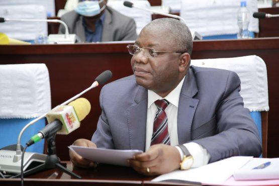 Lamadokou 555x370 - Culture: le Togo se dote d'un code du cinéma et de l'image animée
