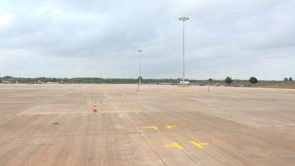 PIA Port sec 600x338 - Togo: parking à camion et port sec, deux nouvelles infrastructures à la Plateforme industrielle d'Adétikopé
